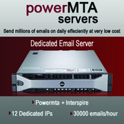 Reliable Smtp Services with good sending rate