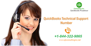 QuickBooks Technical Support Number +1 844 322 9865