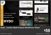 Hydd - Creative Multi-Purpose WordPress Theme